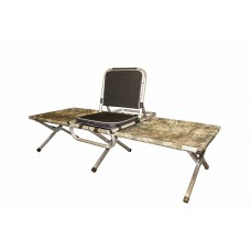 """SEAT """"MEDVED"""" ON FOLDING BED"""